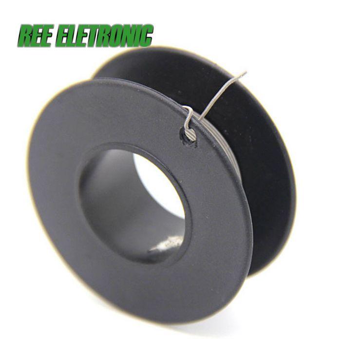 5 м/рулон 32 Г * 26 Г (0.2 мм * 0.4 мм) Клэптон Провод Нагревательный Провод для Электронной сигареты RDA РБА Ввиду Распылитель Катушки Предварительно построен в рулонах