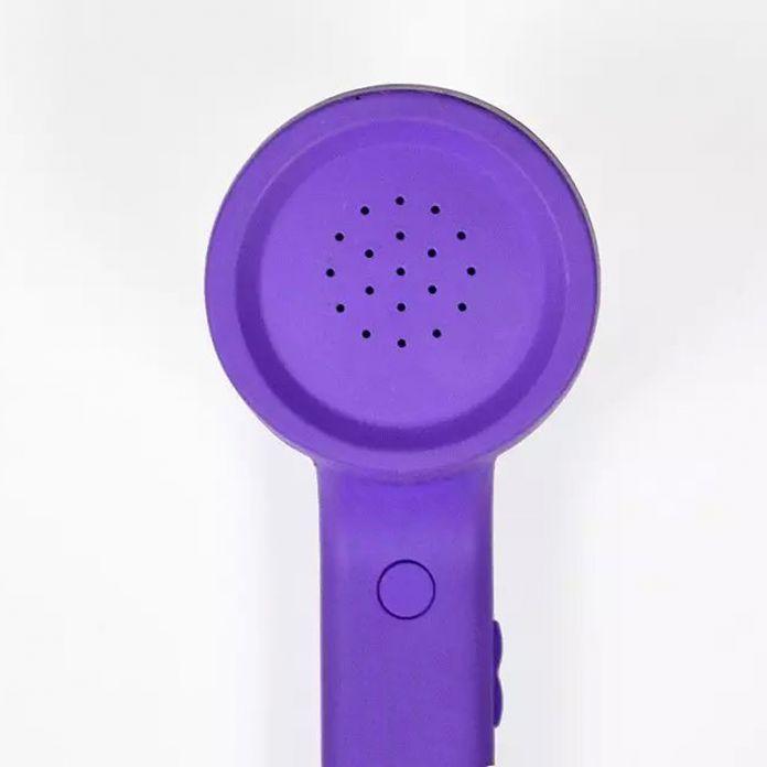 Новая Мода Микрофон Ретро Телефон Сотовый Телефон Телефон Приемники Фантазии Подарок Мобильных Телефонов Приемника