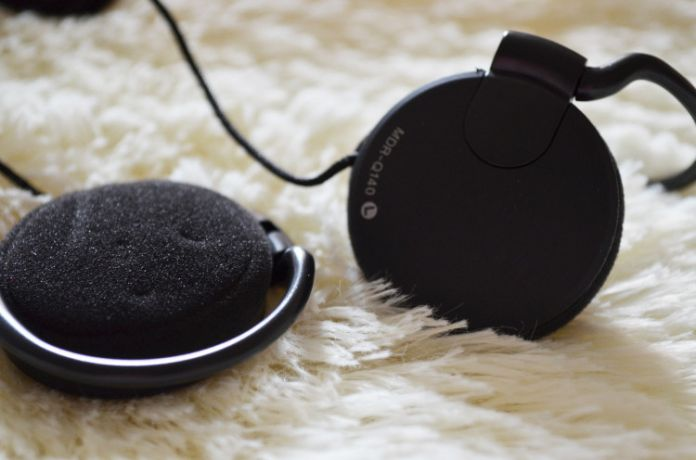 Новый Спорт Наушники Клип На Спорт Стерео Бас-Гарнитура Уха крюк Наушники для iphone Sony xiaomi MP3 MP4 Бесплатно доставка
