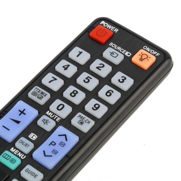 1 шт. Универсальных электронных Пульт Дистанционного Управления Замена Пульт Дистанционного Управления Для Samsung BN59-01039A 3D DVD Smart TV Телевизоры Оптовая