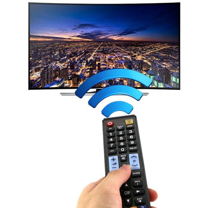 Универсальный 3D Smart TV Пульт Дистанционного Управления для Samsung AA59-00638A DVD Smart TV Телевизоры Замена Дистанционного Управления