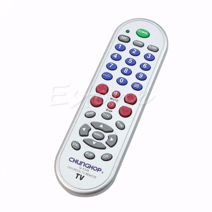 Новый Универсальный Портативный Смарт-ТВ Пульт Дистанционного Управления Для ТЕЛЕВИЗОРА Телевизоры