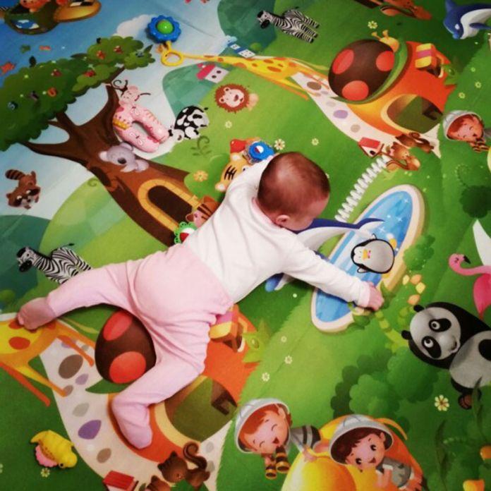 200 * 180 * 0.5 cm коврик детский Ребенок Ползучая питание детский коврик пазл ковер развивающие коврики для малышей ковер детский игровой коврик детские игрушки мягкий пол пазл игра мат