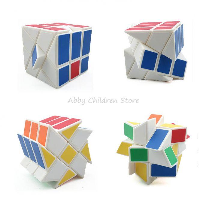 YJ Yongjun Magic Cube 3x3x3 Профилированного Классический Скорость Магия Головоломка Куб Cubos Magicos Горячие Колеса Квадратные король Куба Развивающие Игрушки