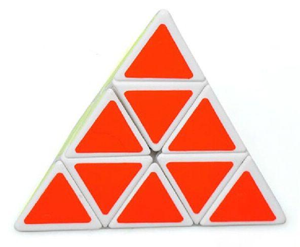 Новый Shengshou Треугольник Пирамида Pyraminx Magic Cube Puzzle Весна Скорость 3X3 Кубики Пазлы Игрушки Твист Магический Квадрат Cubo