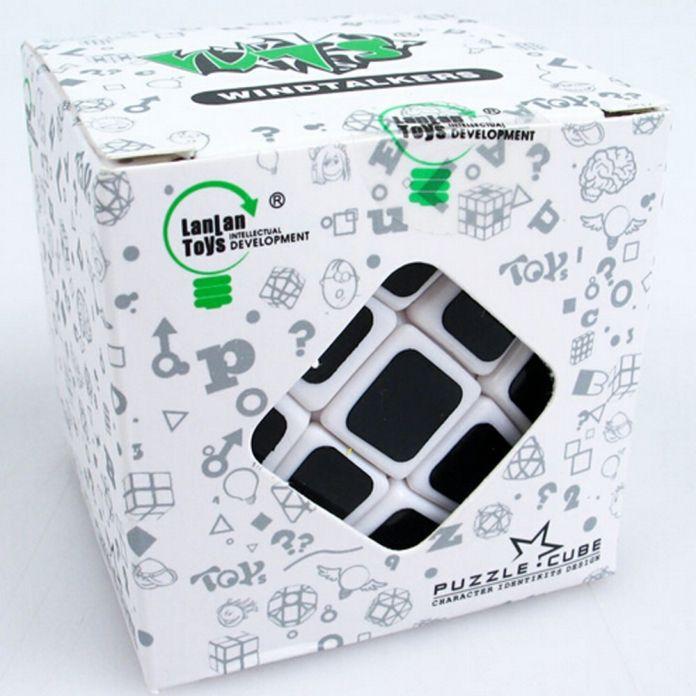 MoXing 8 Оси Шестигранник Магия Куб LanLan Цветок Рекс Головоломка 58 мм