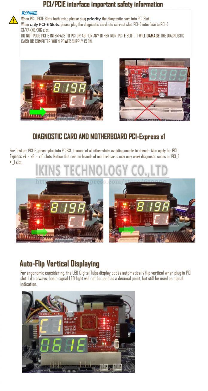 2016 V4 2 in1 KQCPET6-H Ноутбуков И Настольных ПК Универсальный Диагностический тест Debug Король Открытки поддержка PCI PCI-E miniPCI-E LPC