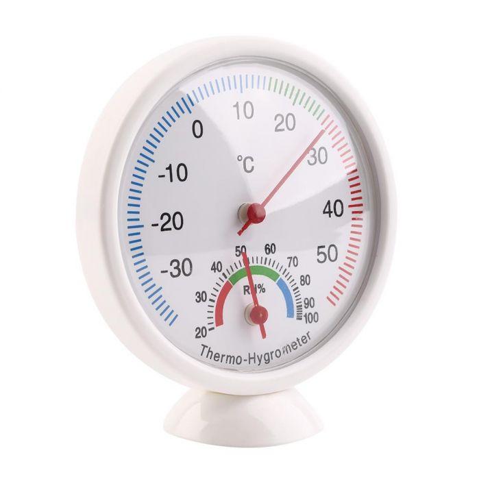 Портативный Крытый Открытый Цифровой Термометр Гигрометр Мини Указатель Измеритель Температуры Метеостанции Neasuring Termometro