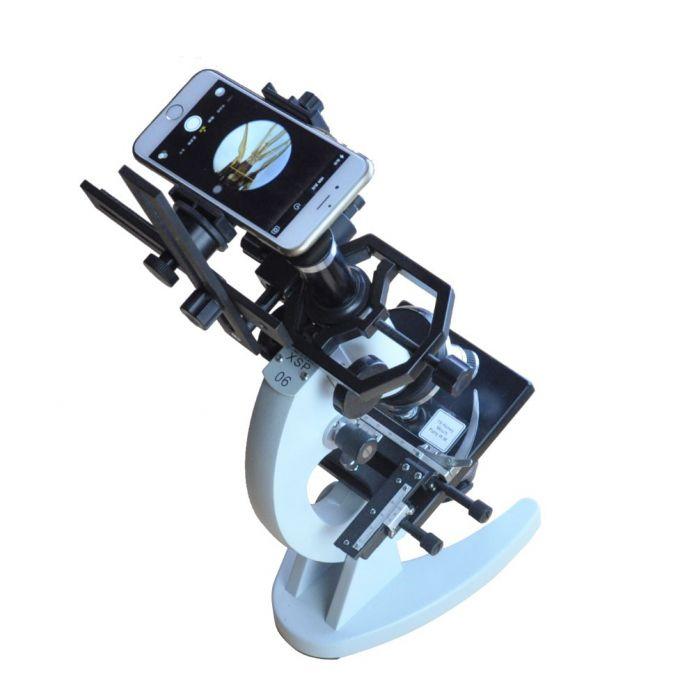 Универсальный цифровой камеры сотовый телефон кронштейн поддержка держатель телескопы телескоп многофункциональный