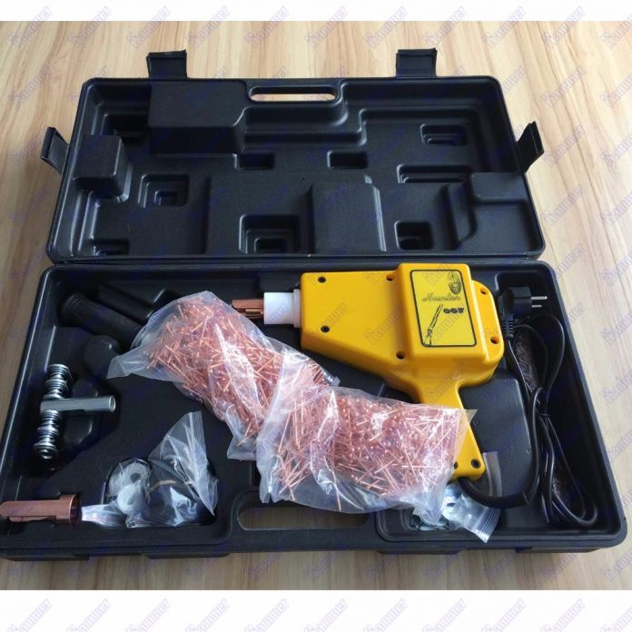 Мини точечной сварки для кузовной ремонт автомобиля Месте сварщика охотник стад сварочный аппарат