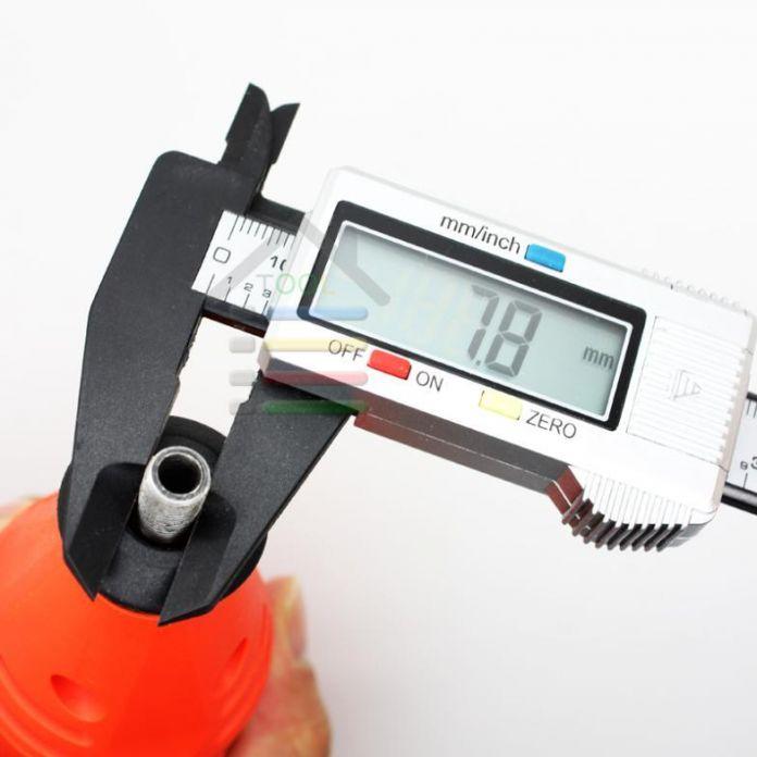 Universal Multi M8 Патрон Мини Дрель Колле для Вращающихся Инструментов Аксессуары Крышка 0.5-3.2 мм Не подходит Dremel