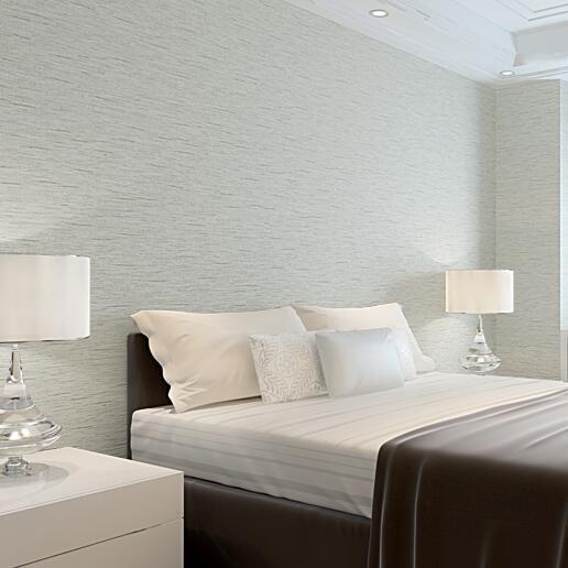 Высокое качество простой современный дом рулонов обоев диван гостиная фон солома обои шаблон papel де parede W183