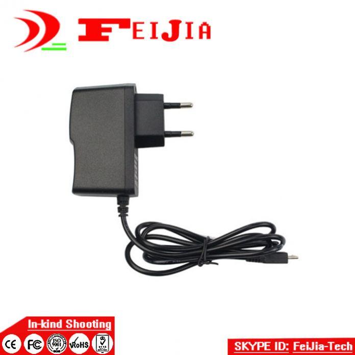 ЕС Вилка: 5 В/2.5A ПЭ3 Raspberry PI Модель B 3 Адаптер Питания USB Зарядное Устройство БЛОК ПИТАНИЯ БЛОК Питания блок Источника Питания Адаптер Переключения
