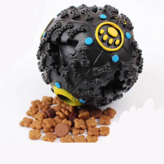 Azerin petcircle труба звук утечки питания мяч собаки игрушки любимчика визжащей мяч головоломка устойчивы укуса зубами 1 ШТ. бесплатная доставка