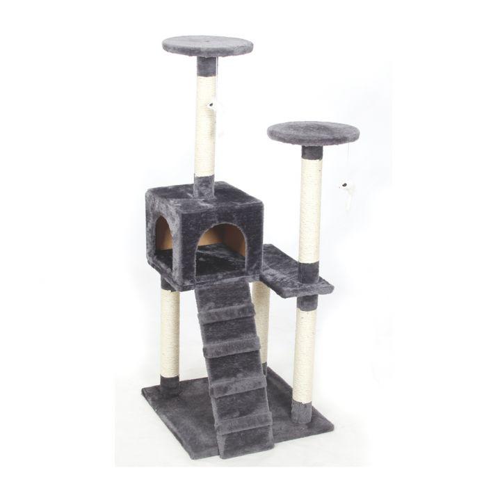 Доставка по украине Лотерейный Игрушка Дерево Восхождение Дерево Кошка Прыгает Игрушки с Лестницы Лазалки Кошка Мебель Когтеточка
