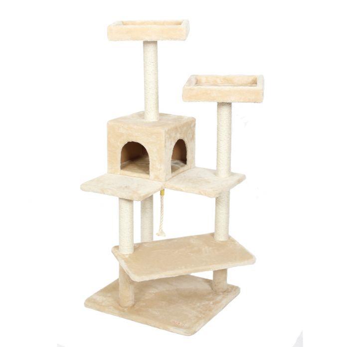 Доставка по украине Царапин Дерево Восхождение Дерево для Кошек Кошка Прыгает Игрушки с Лестницы Лазалки Кошка Мебель Когтеточка