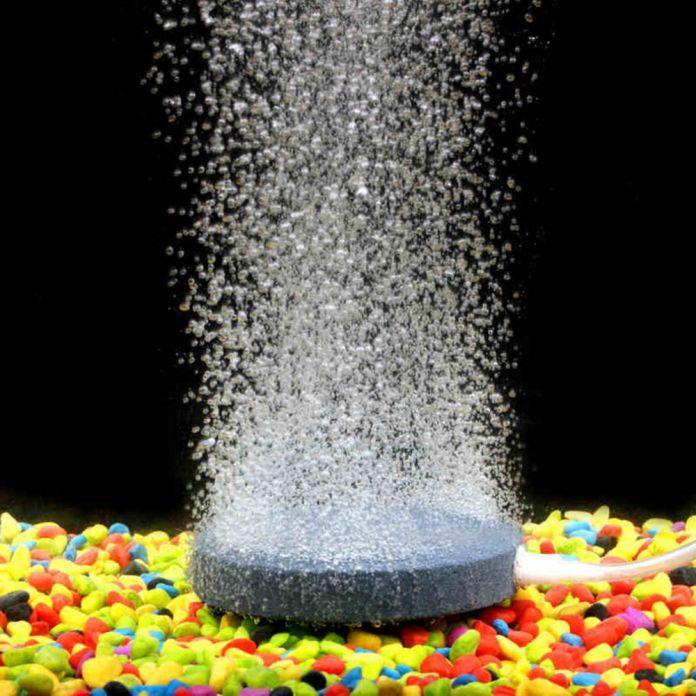 40 мм Воздушного Пузыря Камень Аэратор Пруд Насос Воздуха Камень Пузыря диск аквариум воздушный насос Гидропоники Кислорода Пластина для Аквариумных Рыб танк
