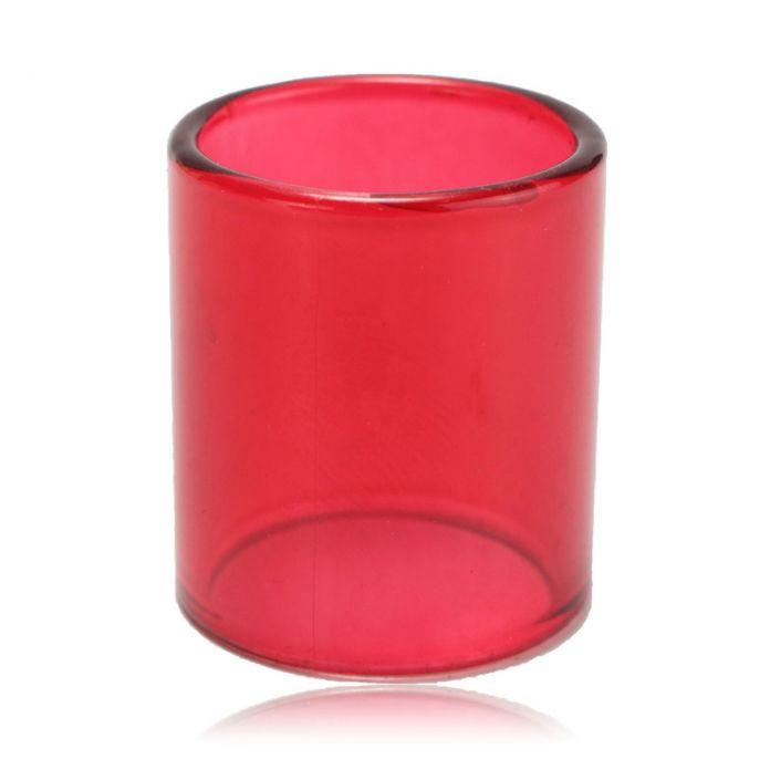 Оригинальные Мини Красочные Замена Uwell Crown Стеклянная Чашка Для Субтанке Мини Форсунка Для Электронной Сигареты с Пеной