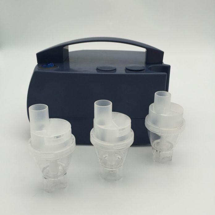 Новый Частей Компрессора Распылитель 6 мл Медицинский Ингалятор Чашки трехногий Распыления Чашка Туман большой Опрыскиватель Колбу