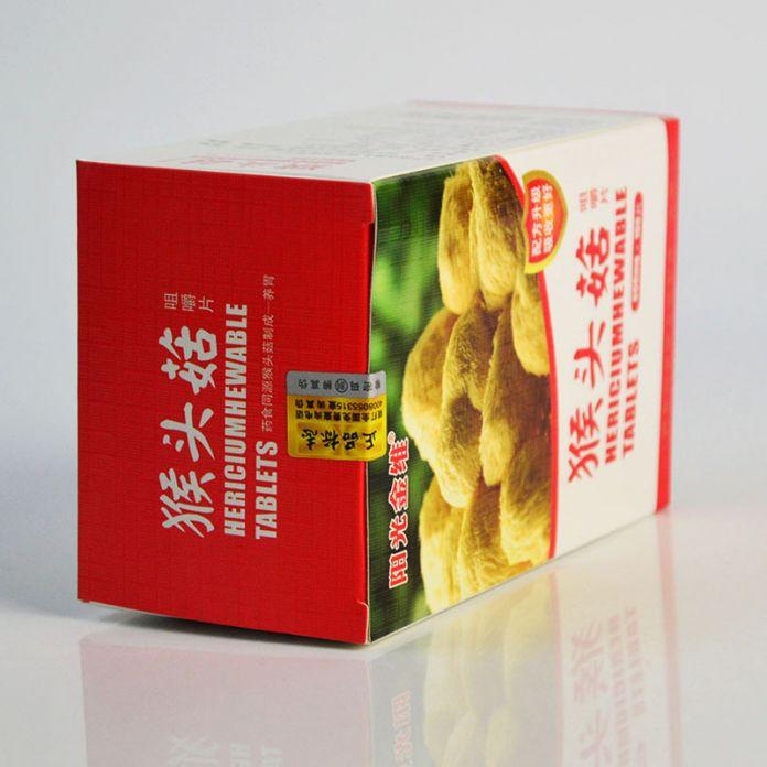 Природные Hericium Гриб Веса Продукции Природных Weight Gainer Добавки для Мужчин/Женщин