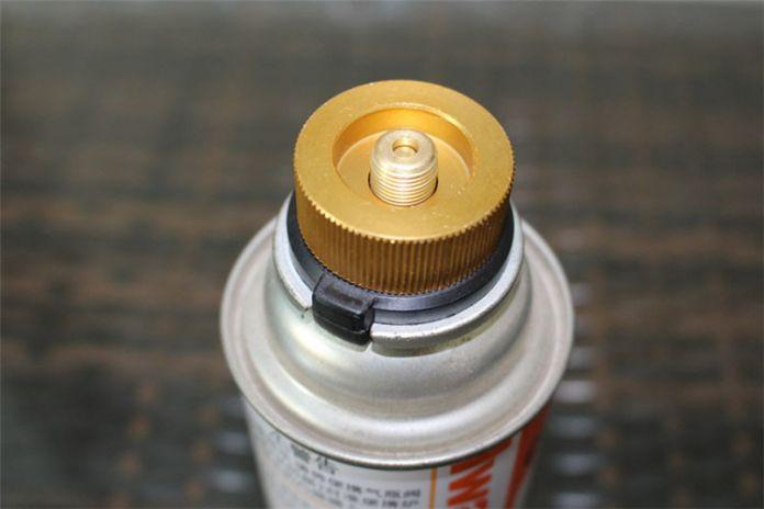 Высокое Качество Открытый газовый баллон адаптер передачи сопла связи для кемпинга плита газовая Плита Разъем для Долго Бак