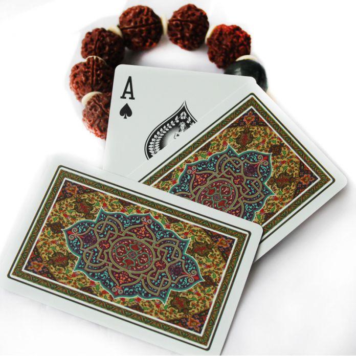 Чувствительные Конструкции Коробка упакованы Матовый пластик ПВХ Покер Игральные карты Новизна Высокое Качество Коллекция Настольная Игра Подарок Прочный