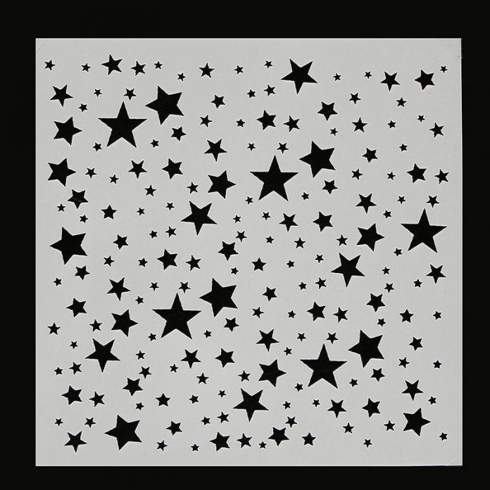 Звезды расслоение трафареты для стен живопись скрапбукинг штамповка марки фотоальбом декоративные тиснения DIY бумаги открытки ремесла