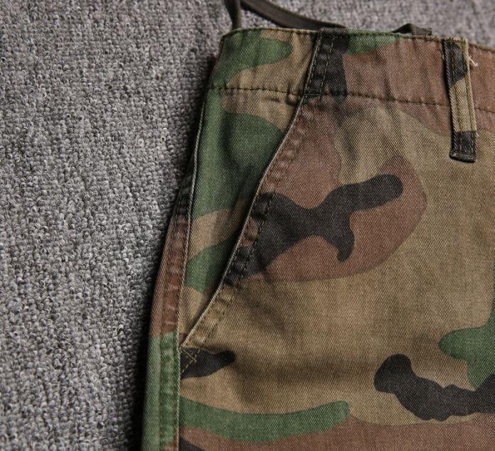 Хип-Хоп Завод Связи Мужская одежда военная тактическая камуфляж камо cargo Pants Casual Мода kanye west Бегунов