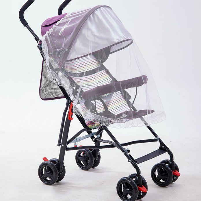 Открытый детские коляски москитная сетка детская коляска насекомых сетка , коляска всего палатка детские коляски аксессуары HK1178