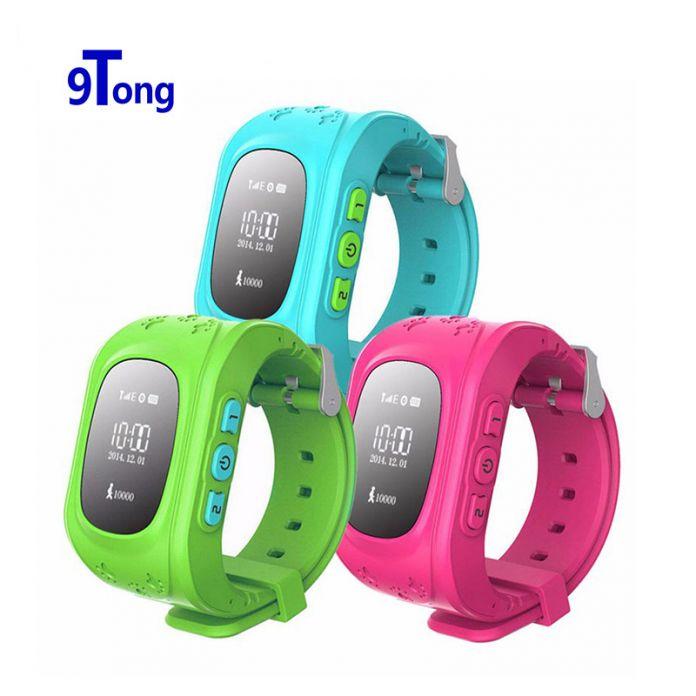 Smart Watch Дети GPS Часы Часы Наручные Q50 GSM GPRS GPS Локатор Трекер Анти-Потерянный Smartwatch Ребенок Гвардии для iOS Android C0