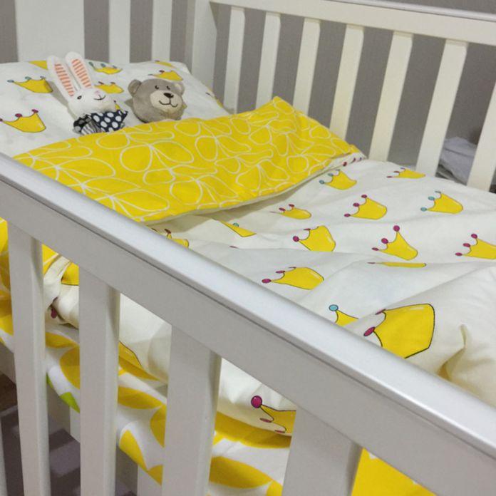 Новое поступление горячие кроватки постельное белье 3 шт. детское постельное белье комплект включает в себя подушки чехол + простыня + без заполнения 12 стиль выбрать