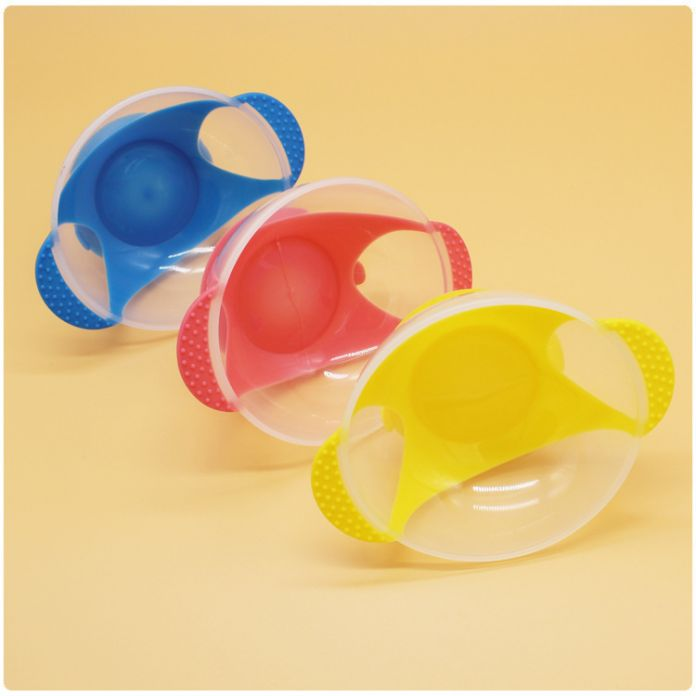 1 рис детское питание тянуть Шар PP Пищевая добавка детская посуда пищевых контейнеров плиты Посуда для детей блюда TCJ21