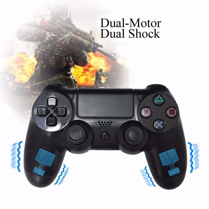USB Проводной регулятор Игры для PS4 DualShock Контроллер Sony Playstation 4 Вибрации Джойстик Геймпады для Play Station 4 Консоли