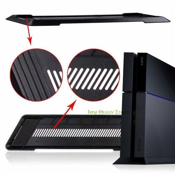 Новый для dualshock 4 Анти-Скольжения Классический Вертикальная Подставка Держатель Док Держатель Базы для Sony PS4 PlayStation 4 Console Протектор