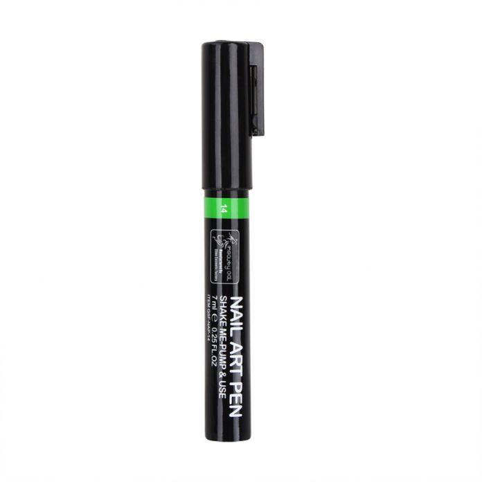 2016 новый Nail Art Pen Картина Дизайн Рисование Гель Made Easy Макияж Красота Инструмента Бесплатная Доставка Скидка Маникюр