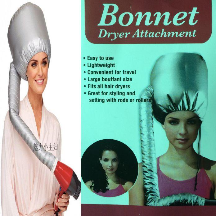 2016 Легко использовать пермь Волос фен уход краска для волос моделирование теплый воздух сушки лечение крышка дом безопасным, чем электрические cap