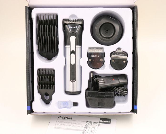 T108 kemei мужчины машинка для стрижки волос триммер борода профессиональный перезаряжаемый ребенок электрическая бритва резак машинок для стрижки стрижка