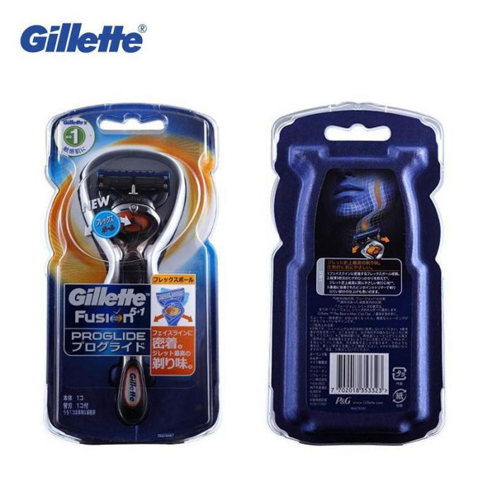 Gillette Fusion Proglide Flexball Бритва Электрическая Бритва Для Бритья Лезвия Бритвы для Бритья Безопасная Бритва Barbeador Eletrico