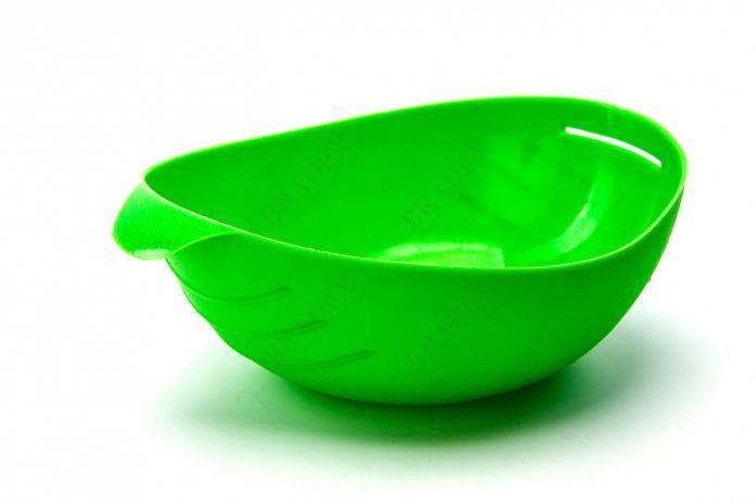 Форма силиконовая для выпечки и запекания, зеленая (Steam roaster, green)