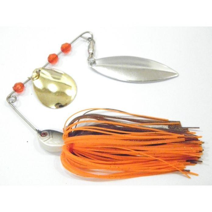 WLure Рыболовные Приманки Спинербейт 60 нити силиконовые юбки 15 г F1 227 SP101