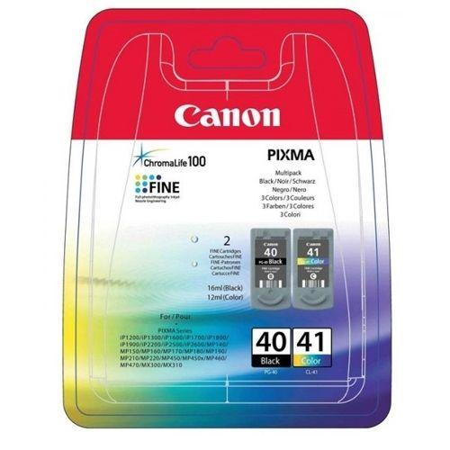 Набор картриджей Canon PG-40 + CL-41 MULTI PACK