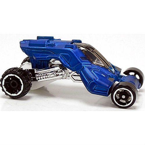 Hot Wheels Машинки из базовой коллекции Max Steel Turbo Racer