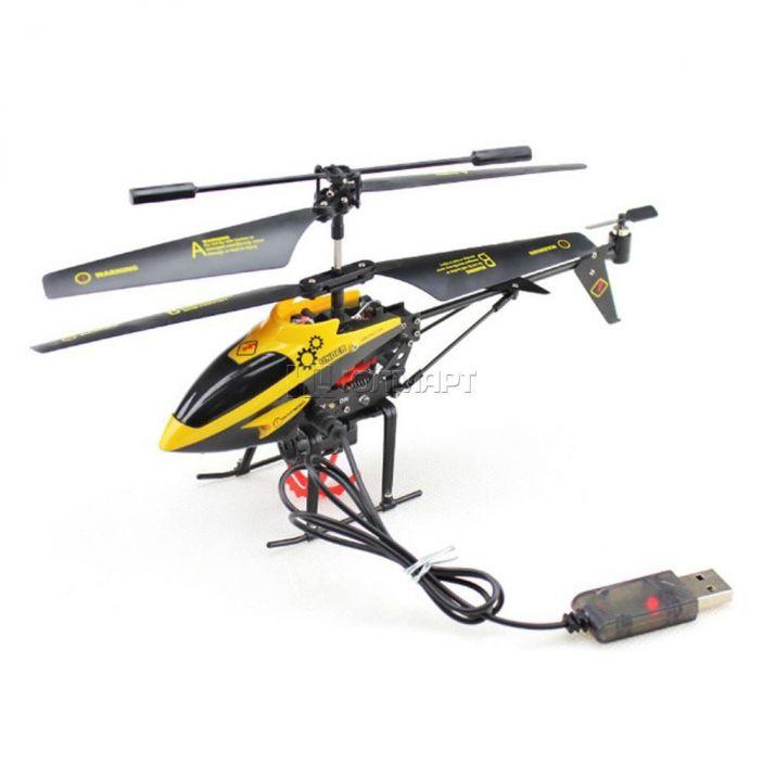 фото вертолет радиоуправляемый WL Toys V388