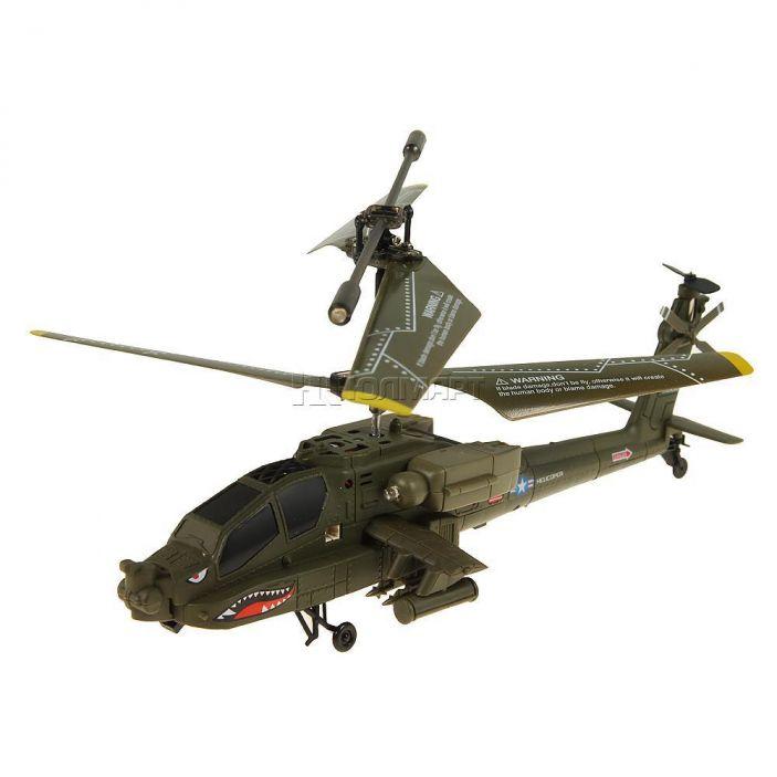 фото вертолет радиоуправляемый Syma Gyro, гироскоп [S109/S109G]