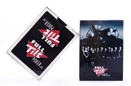фото Full Tilt Колода игральных карт 100% пластик
