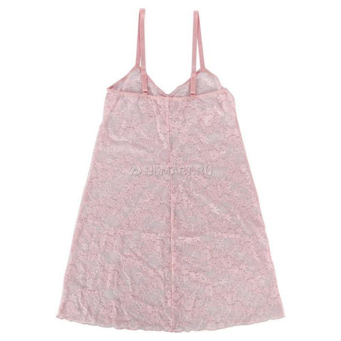 фото сорочка Patti Patterns, 46, розовый [2197F3206_U] [4620017476887]