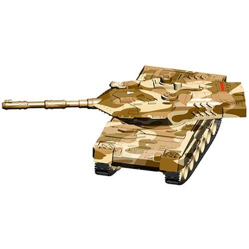 фото Радиоуправляемый танк Mixberry MGW 0572B Brown ( Управляется с помощью планшетов и смартфонов с OC IOS и Android)