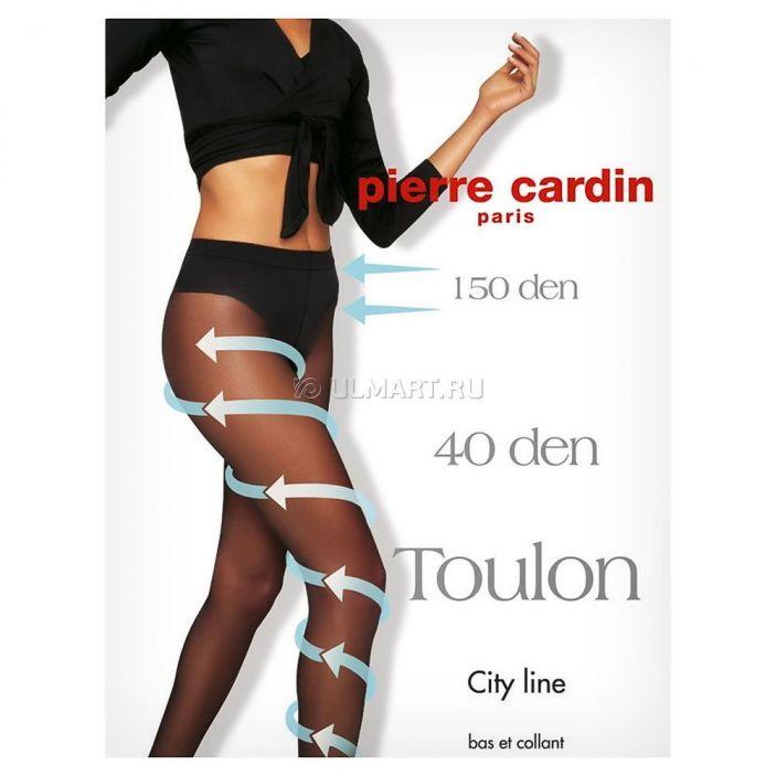 фото колготки Pierre Cardin Toulon, 40 Den, vison, 3 [8032621988230]