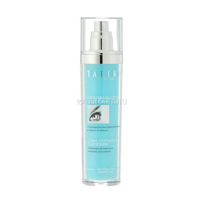 фото Средство для снятия макияжа Talika Lash Conditioning Cleanser, с протеинами, 120 мл [595592]