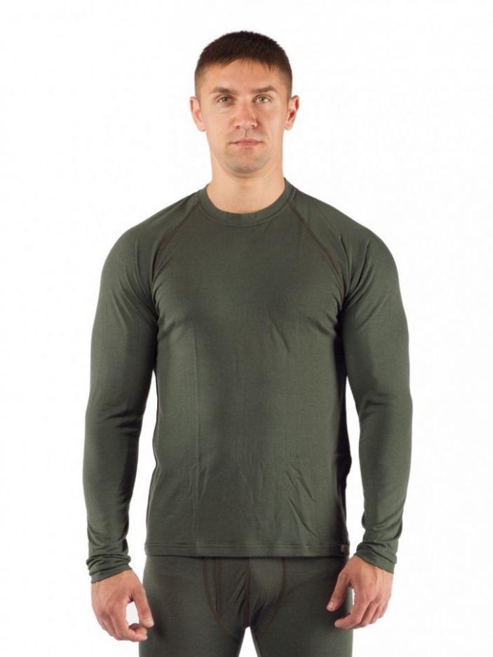 фото Футболка  мужская Lasting Atar, зеленая (размер L)